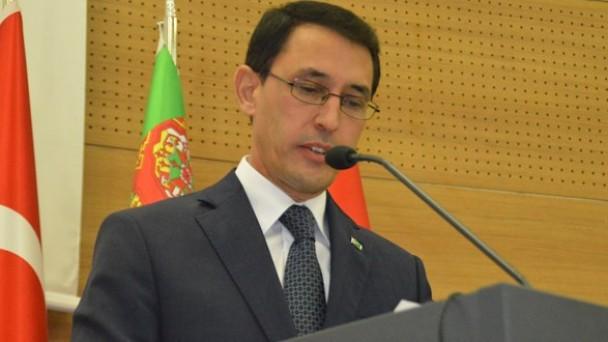 Türkmenistan Ankara Büyükelçisi İşankuli Amanlıyev