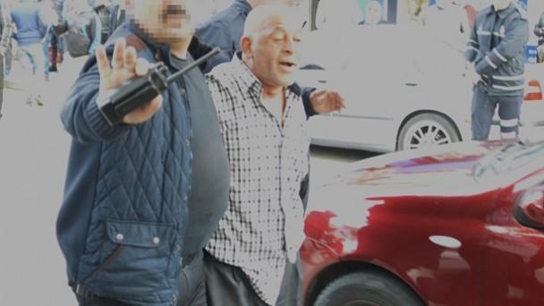 Yeğenini silahla yaralayan şahıs tutuklandı