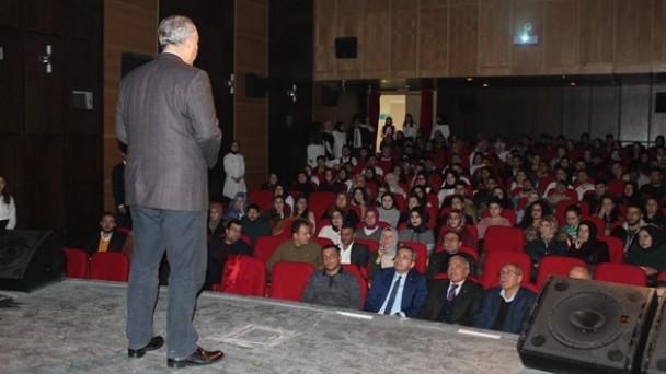 Dr. Murat Kaplan Tosya MYO Kariyer Günlerinde