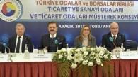 KATSO Başkanı Oğuz Fındıkoğlu, Kastamonu iş dünyasının sorunlarını TOBB toplantısında dile getirdi