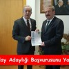 MHP İlçe Başkanı Muvaffak Etyemez Aday Adaylığı Başvurusu Yaptı