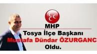 Mustafa Dündar ÖZURGANCI oldu