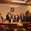 Taşköprü Belediyesi ile Kırgızistan'ın Talas Belediyesi arasında Kardeş Şehir Antlaşması imzalandı