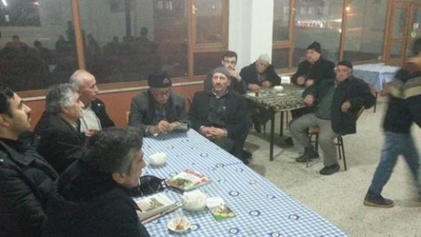 Tosya Suluca Köyünde Gece Çiftçi Eğitimi