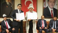 Tosya Tokmok İle Kardeşlik Protokolü İmzaladı