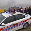 Vali Karadeniz, Jandarma Trafik Denetim Uygulama Noktasını inceledi