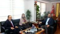 İŞKUR ve SGK İl Müdürlerinden KATSO'ya ziyaret