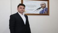 AK Parti Cide İlçe Başkanlığına Mustafa Aygen getirildi