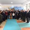 Belediye Başkanı Tahsin Babaş, şehit aileleri ve gazilerle bir araya geldi