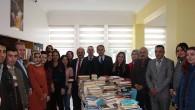 Kastamonu Üniversitesinden Kitap Kampanyasına Destek
