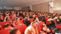 Kastamonu'da çocuklar aileleriyle birlikte tiyatronun tadını çıkardı