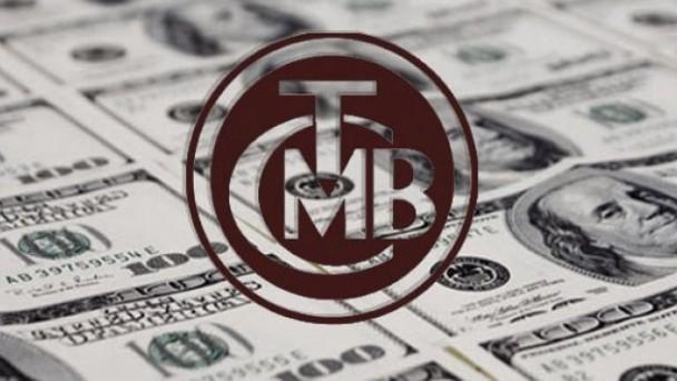 Merkez Bankası rezervleri yüzde 2,2 arttı