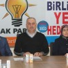 MHP İl Başkanına Ak Parti'den Cevap