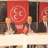 MHP'de 31 Mart Seçimleri İstişare Toplantısı