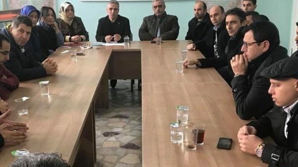 TODEF 2019 Yılı İlk İstişare Toplantısını Yaptı