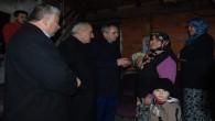 Tosya'da 11 kişilik ailenin yanan evi yeniden restore edilecek