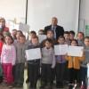 Tosya'da Karnesini Alan 6500 Öğrenci Tatile Girdi