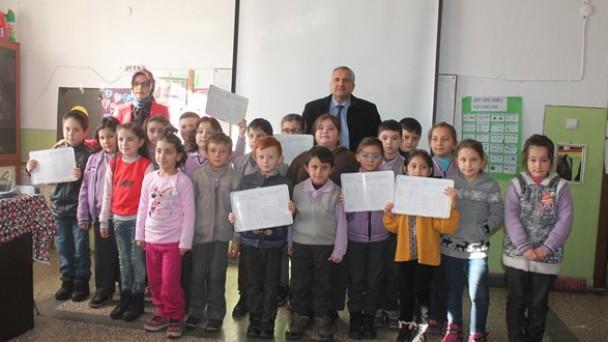 Tosya'da 6500 Öğrenci Ders Başı Yaptı