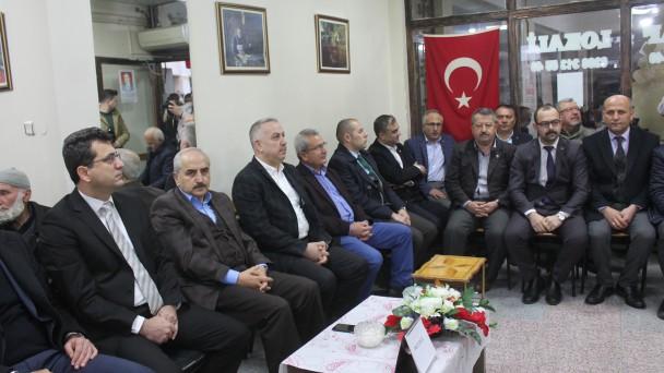 Tosya Ziraat Odası Başkanlığına Kadri Eken Seçildi