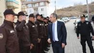 Tosya'da Bekçiler Göreve Başladı