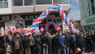 Çiçek Yapı Market Dualarla Açıldı