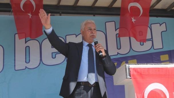 İYİ Parti Genel Başkan Yardımcısı Koray Aydın Tosya'da Halka Hitap Etti