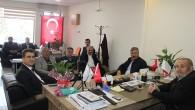 İYİ Parti'den Gazetemize Ziyaret