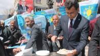 İYİ Parti'den Pilav İkramı