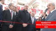 Ak Parti Genel Başkan Vekili Kurtulmuş Açtı