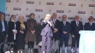 Belediye Başkanı ve Ak Parti Belediye Başkan Adayı Kazım Şahin, Birleştirici Olacağız
