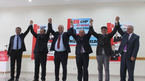 CHP İl Genel Meclis Adaylarını Tanıttı