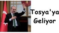 Prof. Dr. Numan Kurtulmuş Tosya'ya Geliyor