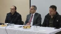 Tosya'da Muhtarlarla seçim güvenliği toplantısı