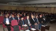 Tosya'da Sandık Kurulu Başkanlarına Eğitim Verildi