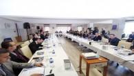 Başkan Fındıkoğlu, Turizm Değerlendirme toplantısına katıldı