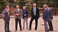 Başkan Kavaklıgil, Yavuz Selim İlkokulu'nda incelemelerde bulundu