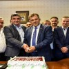 MHP İlçe Teşkilatı'ndan Başkan Çatal'a ziyaret