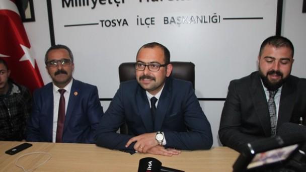 Tosya Belediye Başkanı Seçilen Volkan Kavaklıgil'den İlk Açıklama