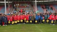 Tosya Pirinç Kupası Bursasporun