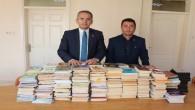 Türk Hava Kurumundan kitap kampanyasına destek