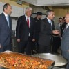 Vali Karadeniz, Tosya Aşevinde incelemelerde bulundu