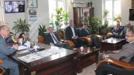 Vali Yaşar Karadeniz'den Tosya Belediye Başkanına Ziyaret