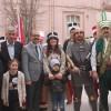 Yarenlerden Başkan Volkan Kavaklıgil'e Mehterli Ziyaret