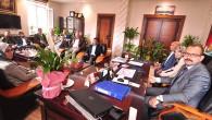 Ak Parti'den Belediye Başkanına Ziyaret