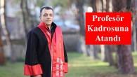 Hemşerimiz Selahattin Kaymakçı Profesör Kadrosuna Atandı