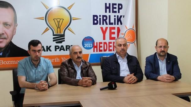 Kazım Şahin'den Belediye Borçlarıyla İlgili Açıklama