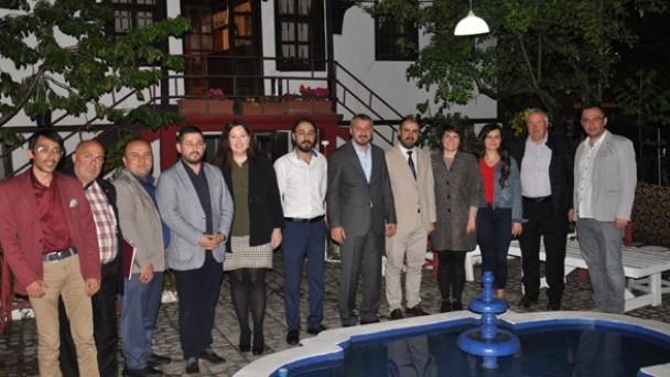 KGC'den Anadolu Ajansı muhabiri Nişancı için taziye