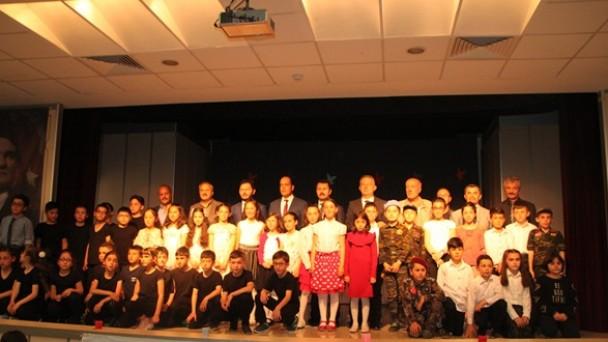 Mehmet Akif Ersoy İlkokulu'ndan Şiir Dinletisi
