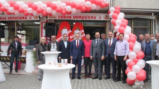 Toros Dondurma 2 Açıldı