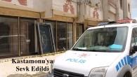Tosya'da İntihara Teşebbüs
